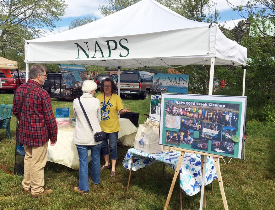 NAPS Tent