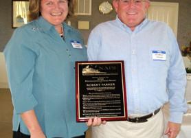 NAPS Distinguished Citizen Award Winner Parker: Be Prepared to Help