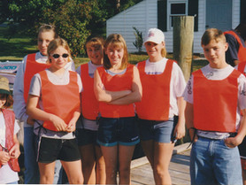 Throwback Thursday: NAPS 1999 Creek Cleanup