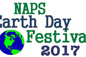 Save the date! Earth Day Festival Saturday, April 15