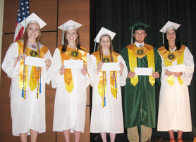 NAPS Presents Five 2016 Scholarships