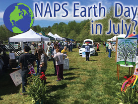 NAPS 6th Annual Earth Day Fest Postponed