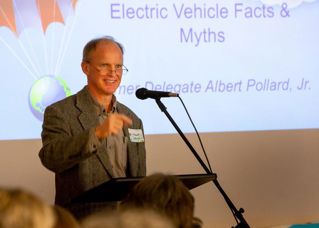 Albert Pollard, Jr.