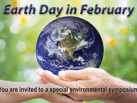 Earth Day in February Symposium/NAPS Annual Meeting