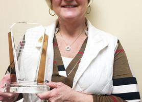 Shauna McCranie Named Outstanding Teacher