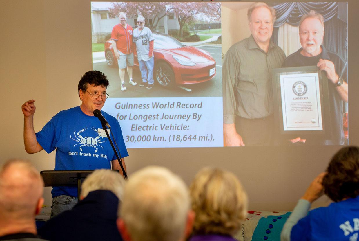Guinness Record for Epic EV Roadtrip