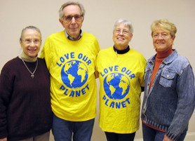 NAPS Holds Annual Meeting, Elects Board Members