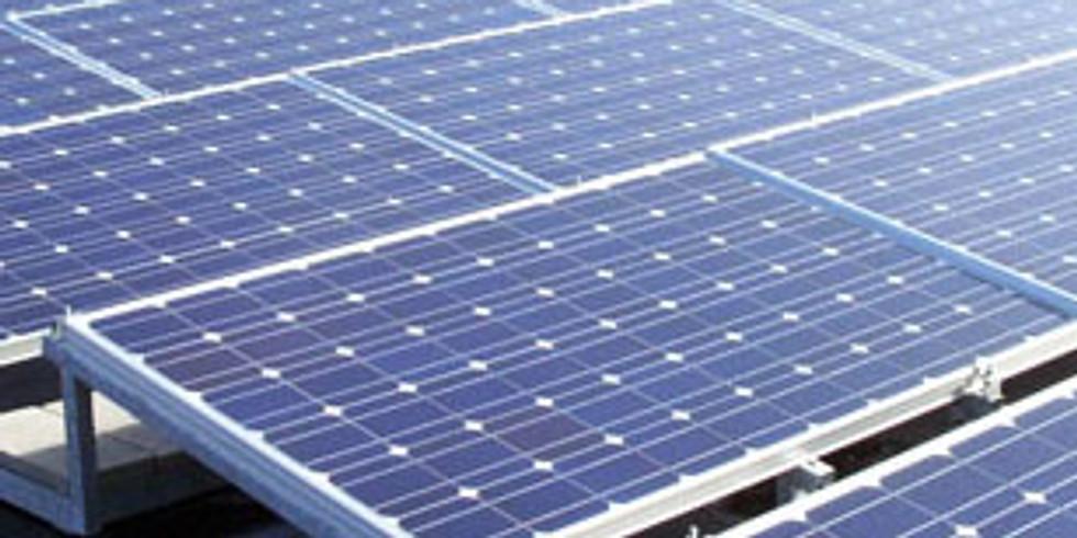 """Solar in Northumberland"" Program/NAPS Annual Meeting"