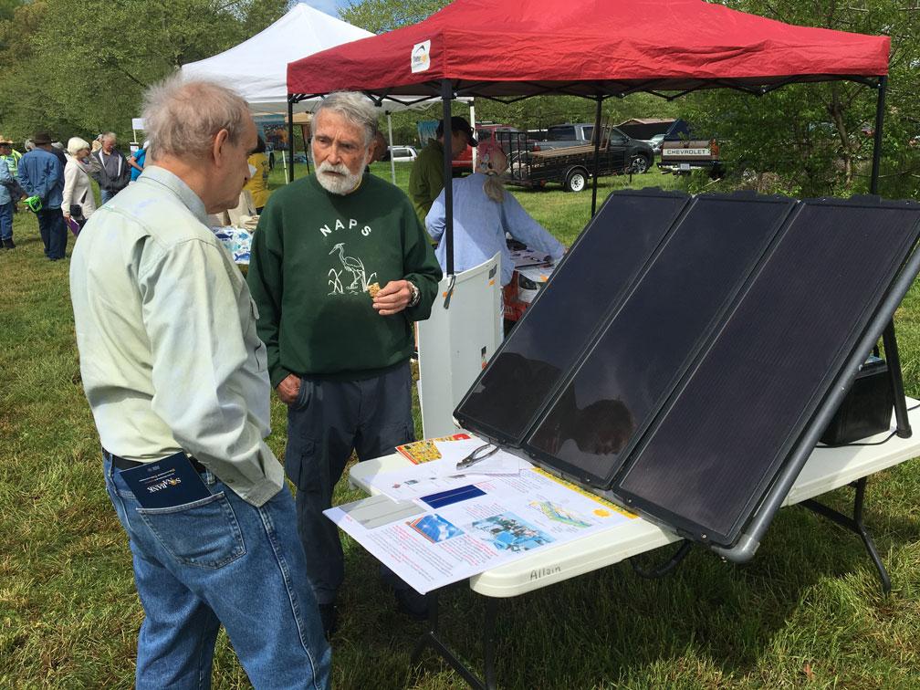 Solar Energy Exhibit