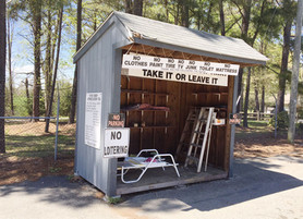 Too-Good-to-Throw-Away Shed at Horsehead Has Reopened