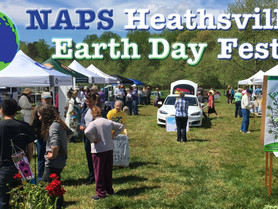 NAPS Earth Day Festival, Heathsville, Sat. Apr. 17