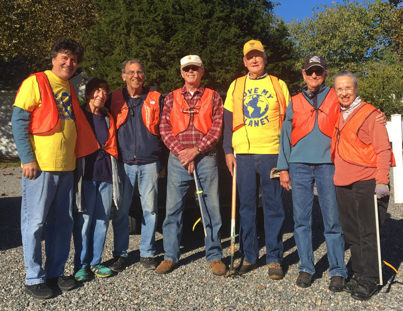 NAPS Adopt-A-Highway Crew