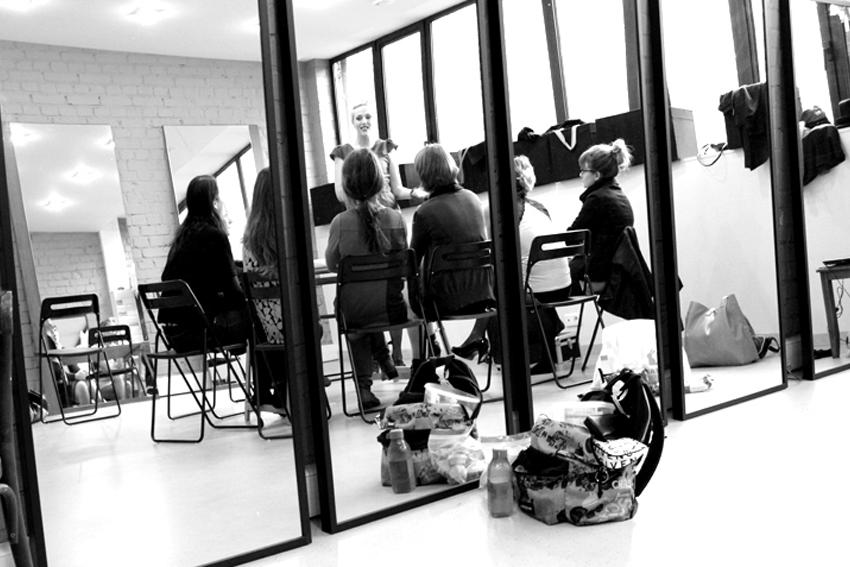 Julie Gless | Atelier Make-up