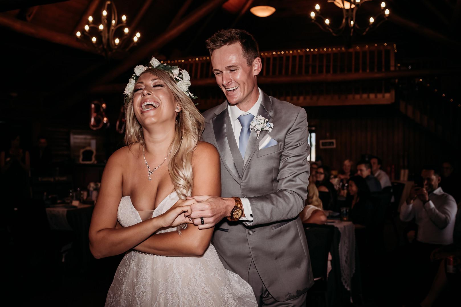 Alberta Wedding