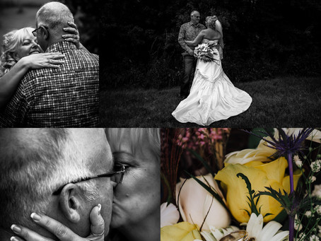 Red Deer Wedding Photographer | Love is in the air