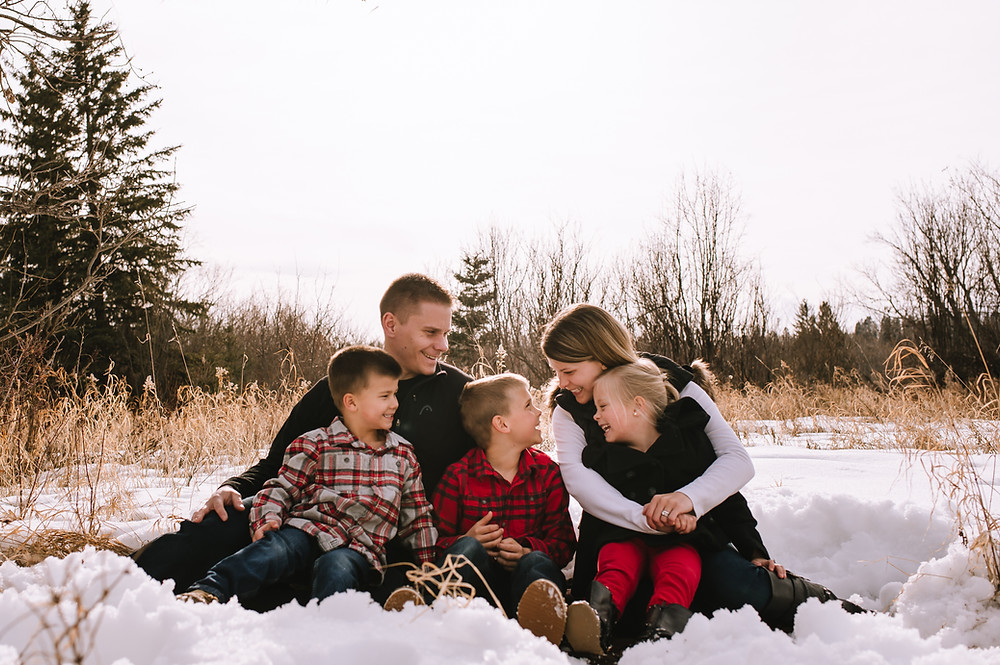 family session | Red Deer Photographer