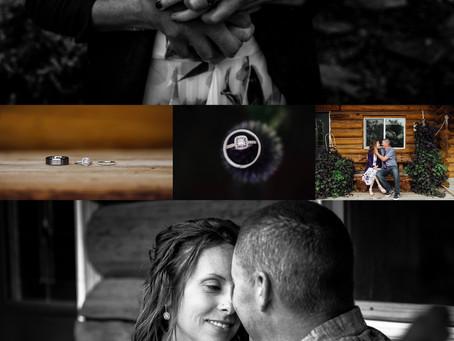 Red Deer Wedding Photographer | Wolf's Botanical Garden Wedding