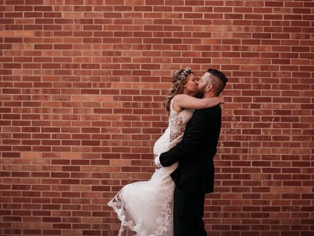 Lacombe Wedding | Red Deer Wedding Photographer