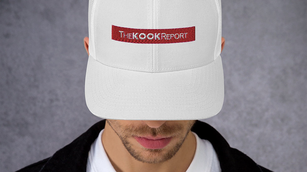 TheKookReport Trucker Cap