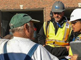 OSHA Open During Partial Government Shutdown