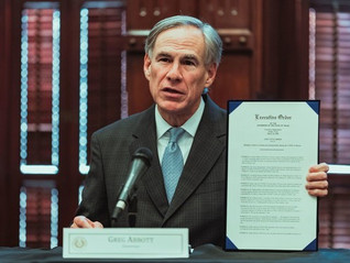 "Texas Gov. Issues Executive Order To ""Minimize"" Non-Essential Contact"