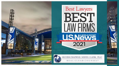 "Seltzer, Chadwick, Soefje & Ladik, PLLC Among 2021 ""Best Law Firms"""