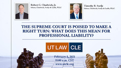 Bob Chadwick/Tim Soefje To Speak At UT Law Event