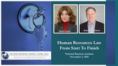 Robin Foret & Robert Chadwick To Speak At Nov. 2 Webinar