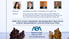 Steve Ladik To Speak At ABA Webinar