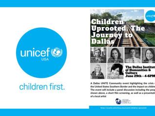 Seltzer, Chadwick, Soefje & Ladik, PLLC Sponsors UNICEF Event