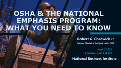 Bob Chadwick To Speak At NBI Webinar