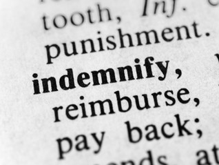 Indemnification Clauses Remain Among Most Dangerous In Any Contract