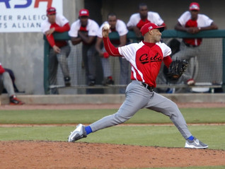 MLB/Cuban Baseball Federation Reach Accord To End Embargo On Cuban Baseball Players