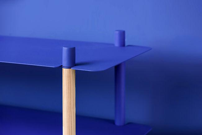 Mavi standı