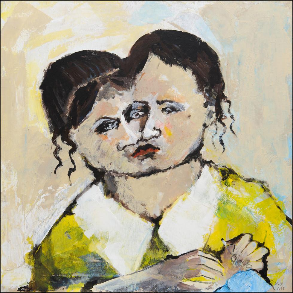 Double Vermeer