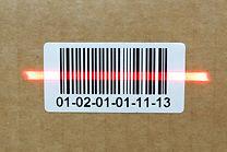 bar code with laser on carton box.jpg
