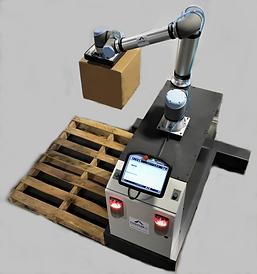 Case Palletizer Universal Robot