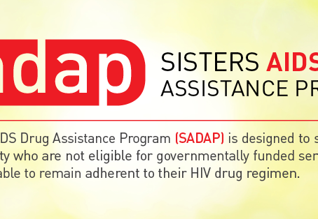 THE SISTERS AIDS DRUG ASSISTANCE PROGRAM (SADAP)