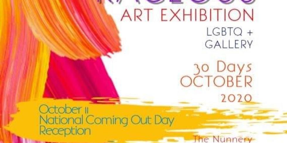 OutRageous Art Exhibition