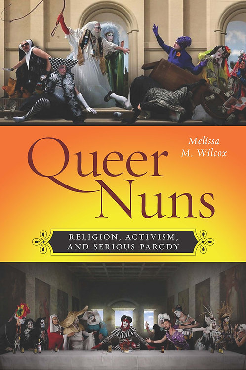 Queer Nuns Book Signed by Author