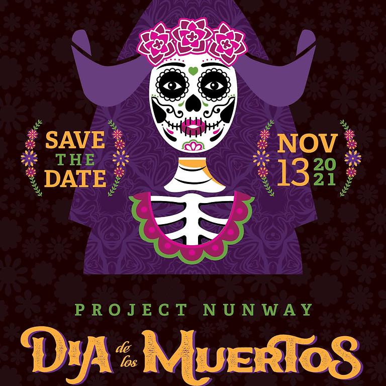 Project Nunway - Dia De Los Muertos