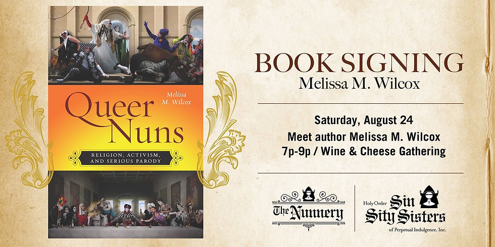 Queer Nuns Book Signing