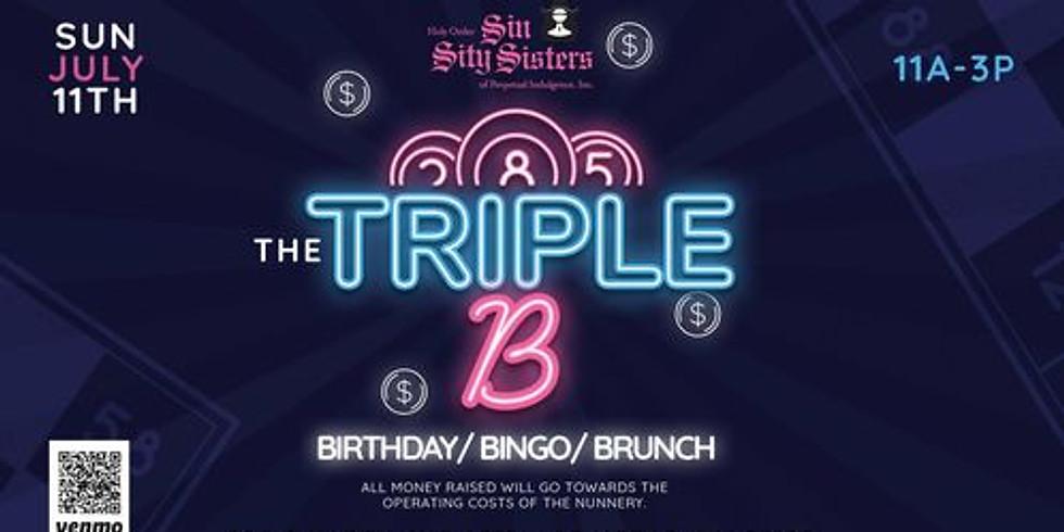 Triple B (Birthday, Bingo, Brunch)