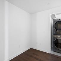 Private Laundry Alcove