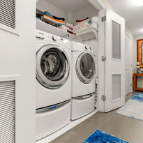 Side-by-Side Washer-Dryer