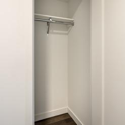 Entrance Closet