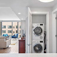 Laundry in Unit