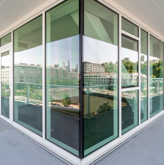 Balcony Windows