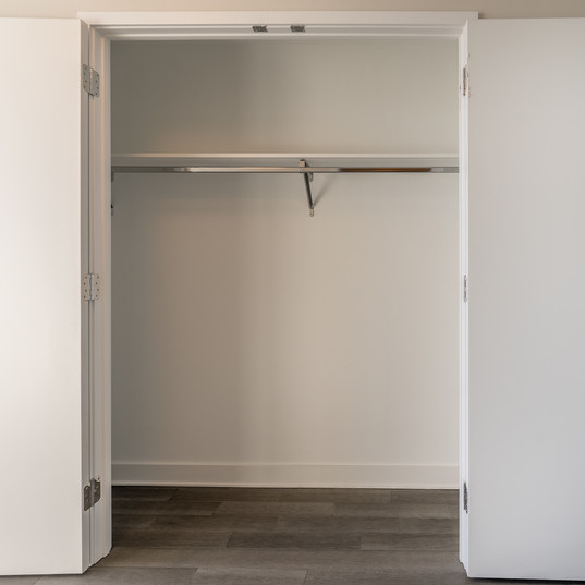 Third Bedroom Closet
