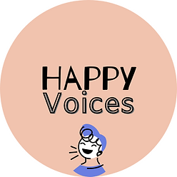 Happy Voices de Chor'all Songs's